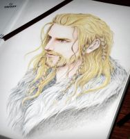 Fili, the dwarf by JessicaHirano