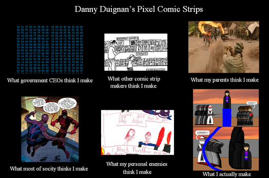 What Danny Makes by Winter-Phantom