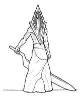 Pyramid Head -movieverse- by AetheriumDreams