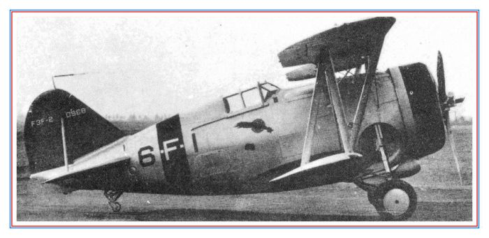 A Navy Fighter Plane,1938 by SeanPhelan