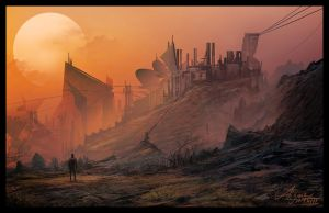 The Outpost by ReneAigner