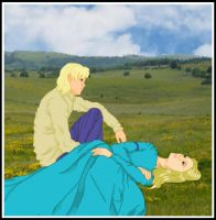 Extra: In the Meadow by PrincessMelissa83