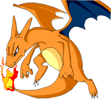 charizard by SoulRedness