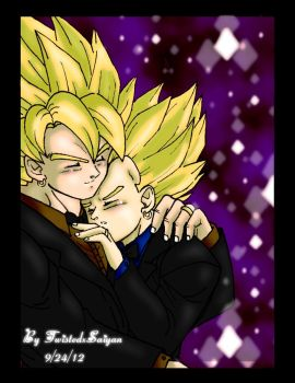 Hold Me Close by TwistedxSaiyan