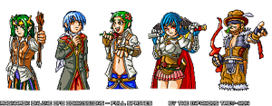 CFC - RO Fans Sprites No. 9 by trevmun