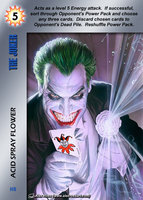 The Joker Special - Acid Spray Flower by overpower-3rd