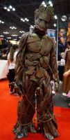 NYCC'14 Groot by zer0guard