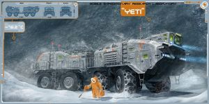 yeti by TagoVanTor