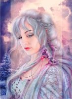 Snow Maiden by Girre
