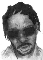 Bounty Killer sketch by Dodeone