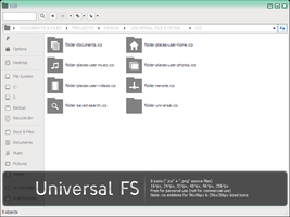Universal FS Icons by AJUST