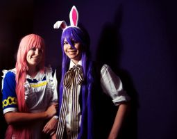 Vocaloid: Down thee Rabbit Hole by J-o-i-FuL-CoSpLaY