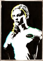 Anna Paquin by kirabeast