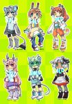Electronic Adoptables- ALL SOLD by LaneChan