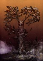 Wise-tree1 by carine-cote