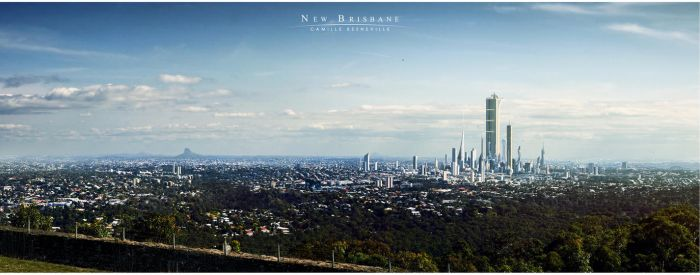 New Brisbane by Camille-Besneville