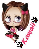 :C: Kawaii Catz by Suesanne