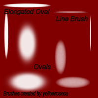 PVC Brushes by Yellowroseca