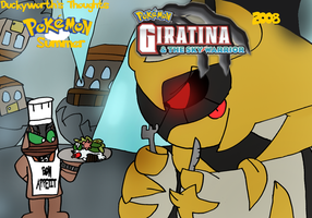 DT 83 - Pokemon Giratina and the Sky Warrior by Duckyworth