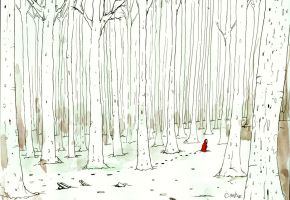 snow wood by quick2004