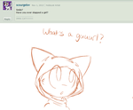 Ask the 'Devivs: Slapping girl? by SmilehKitteh