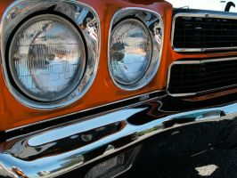 Chevrolet Chevelle SS by BHLphotography