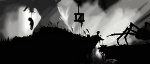 Limbo, Never Alone by CautiousRedLips