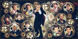 All 13 Doctors by SimmonBeresford