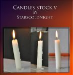 candles V by starscoldnight by StarsColdNight