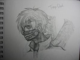 tokyo ghoul by CHASlNG-GHOSTS