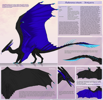 Reference Sheet - Yrmiyarra 2015 by Acayth
