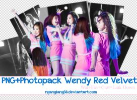 PNG+Photopack Wendy Red Velvet Live [STOP SHARE] by ngangiang38