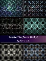 EXCLUSIVE - Fractal Textures 3 by ALP-Stock