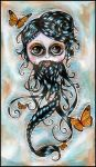 The Bearded Lady by ponychops