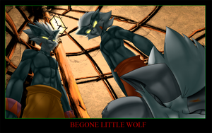 Wolf movie Screenshot 3 by SupaCrikeyDave