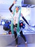 Miku Append Cosplay by Ruuky