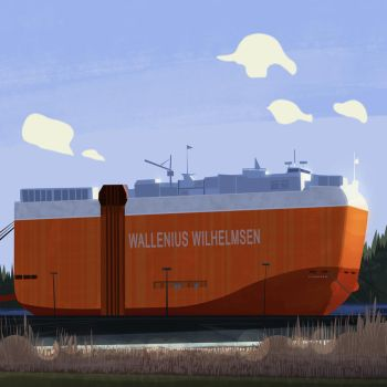 Car Carrier by sfedqw