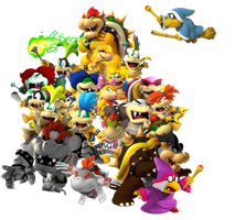 Highest Koopa Troop Class by YoshiGo99