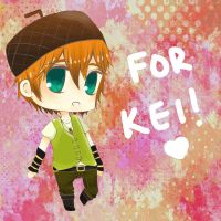 .For Kei. by AyunetheTuzi