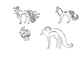 Creature design custom adopts by ForTheLoveOfWalrus