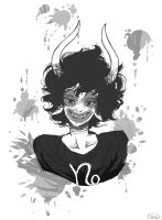 Gamzee by ChussKa
