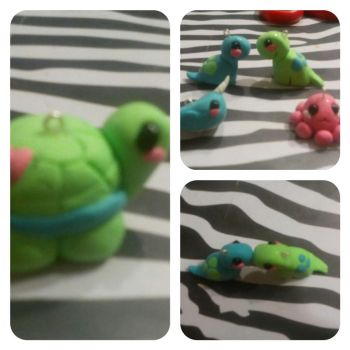polymer clay idea's by Spencer0926