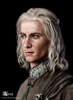 GoT: Viserys Targaryen by Azany