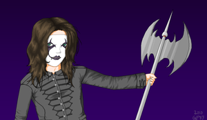 No. 4 -- James Root by purple-telvanni