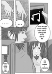 Imaginariun page one- Version English by Pammella