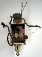 Assemblage: Deer Boy by bugatha1