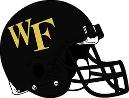 Wake Forest Helmet 2001-present by Chenglor55