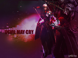 Dante Sparda Wallpaper DMC4 by BriellaLove