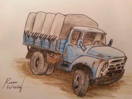 Spintires B130 (Zil) by dmtactical