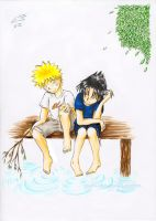 NPS: Young Love -SasuNaru- by eishi